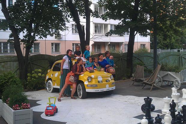 Фото №1 - АндерСон открывает летние веранды