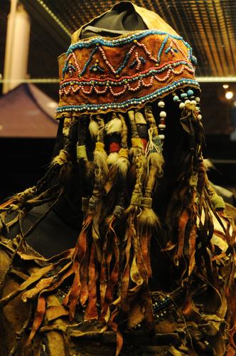 Фото №2 - Открой личико! Самые эффектные маски народов мира