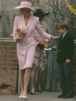 Фото №2 - Почему принцесса Диана считала, что Гарри больше подошел бы на роль короля, чем Уильям