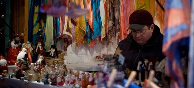 Фото №18 - Топ-20: рождественские рынки Европы