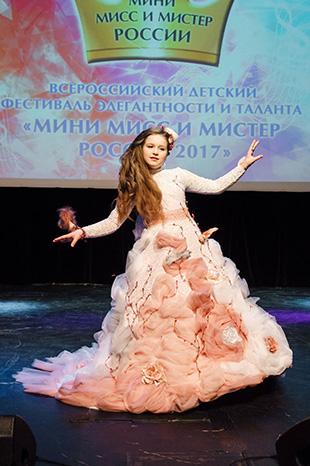 Фото №7 - В Москве выбрали «Мини Мисс и Мини Мистера России 2017»  и «Гордость Нации 2017»