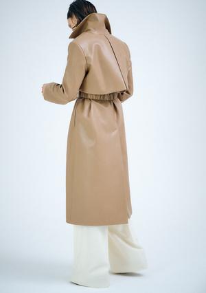 Фото №3 - Где искать идеальное пальто и кожаный тренч на весну? Однозначно в новой коллекции osome2some