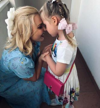 Пелагея с дочерью