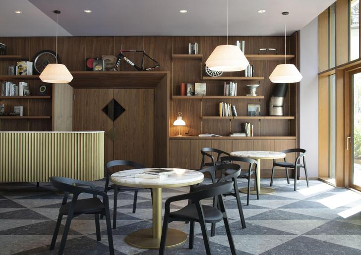 Фото №3 - Дизайнерский отель в Милане по проекту Vudafieri-Saverino Partners