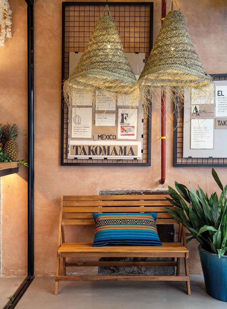 Фото №2 - Takomama: мексиканская закусочная в центре Мадрида