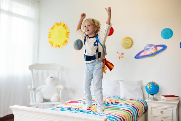 Фото №1 - Какой должна быть детская, чтобы ребенок хорошо себя вел и лучше учился