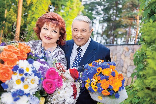 Фото №1 - Петросян и Степаненко умело скрывали, что давно разошлись