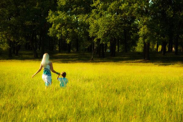 Фото №1 - Большая прогулка