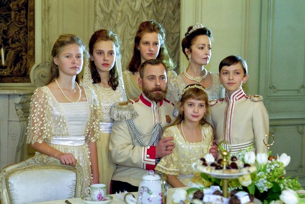 Романовы фото, династия Романовых