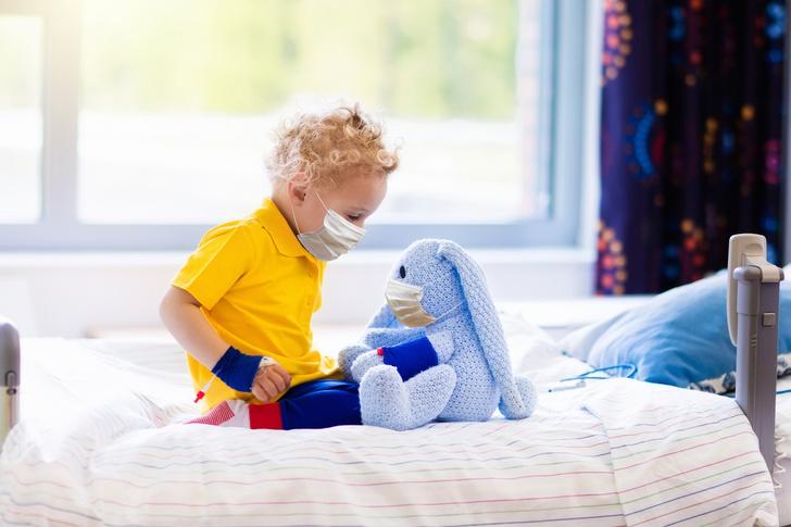 Врожденный иммунитет у детей
