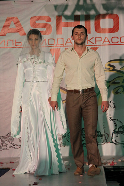 Мода Осень-Зима 2015-2016: Don Fashion