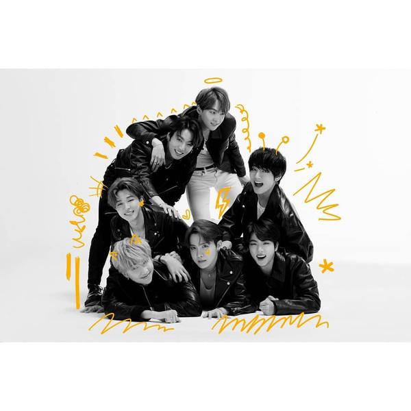 Фото №2 - Скорее смотри! BTS выпустили новый клип и альбом