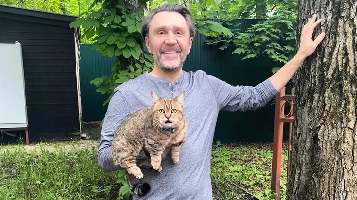 47-летний Сергей Шнуров в третий раз станет отцом