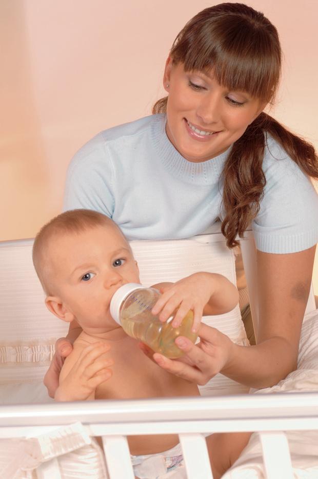 Фото №1 - У ребенка жар: как сбить температуру