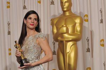 Сандра Буллок (Sandra Bullock) на 82-ой ежегодной премии Американской Киноакадемии, 07.03.201
