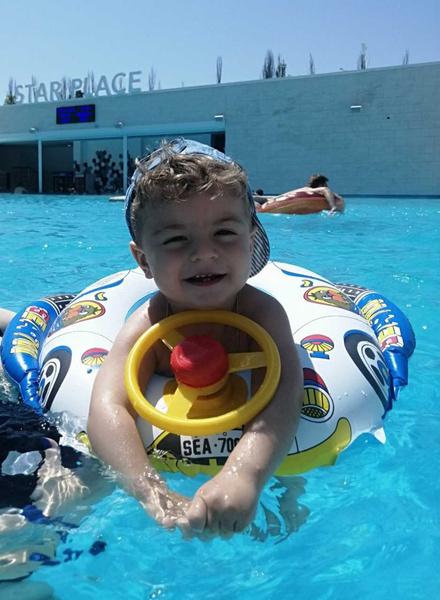 Фото №3 - Детский конкурс «Я на солнышке лежу»: голосуем за самое яркое фото