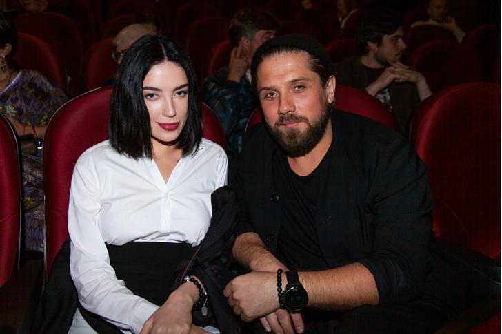 Кристина Вайсберг и Роман Маякин