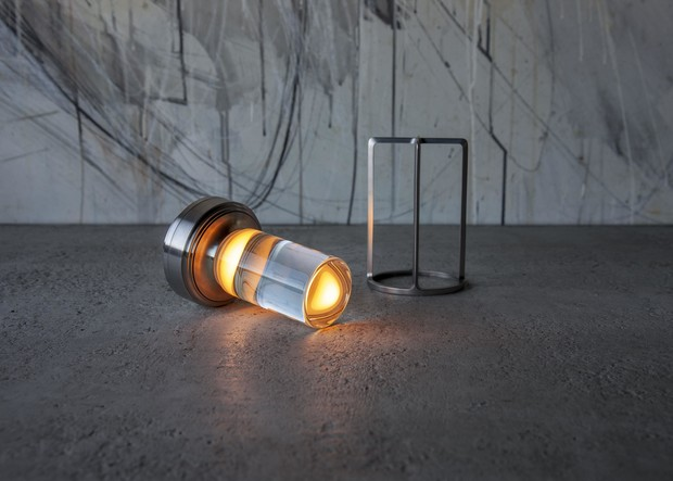 Фото №4 - Портативная лампа Turn+ по дизайну Нао Тамуры