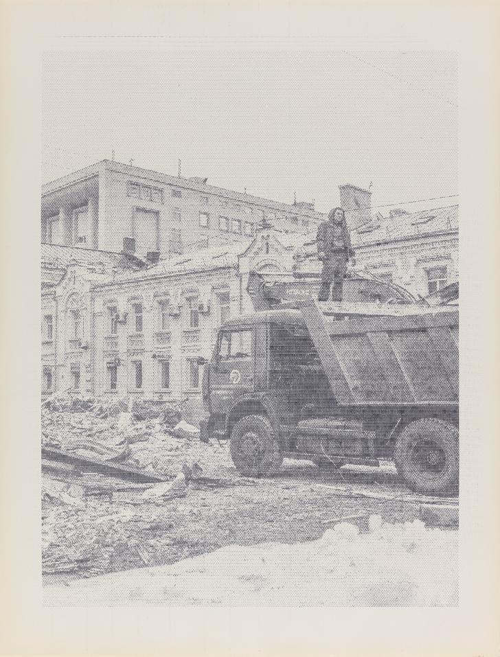 Фото №3 - Выставка «Пути сообщений» в галерее Pennlab Gallery в Москве