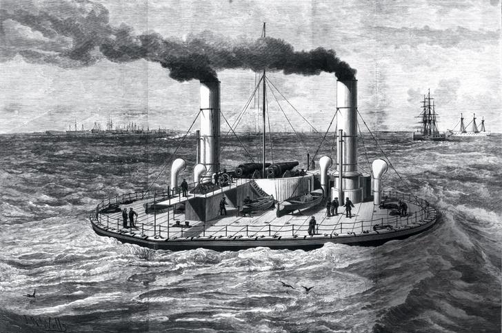 Фото №1 - Битва брони и снаряда: как Российская империя вступила в первую в мире гонку вооружения в 1861 году