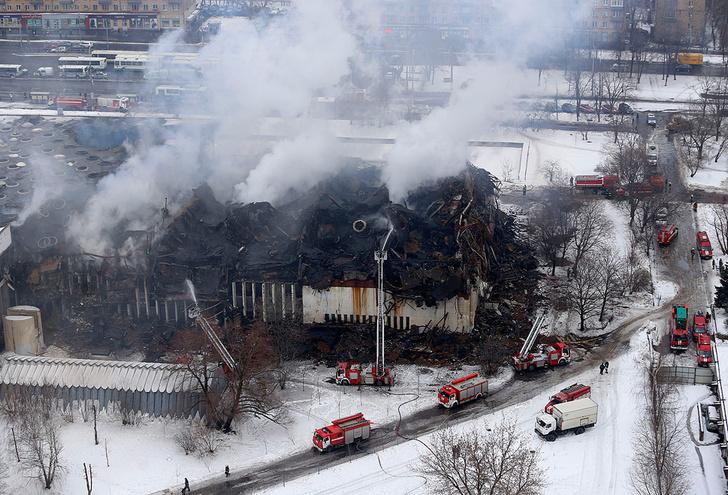 Фото №1 - Горит и показывает: 11 фотографий пожаров с 11 историями