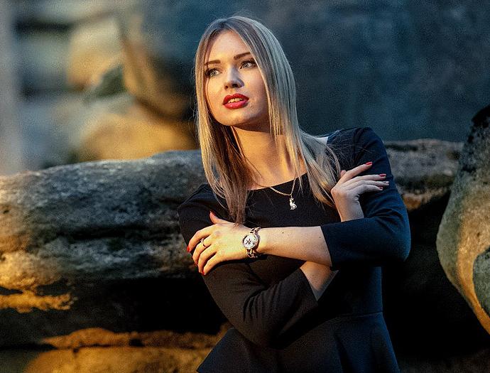 Анна Бокова, студентка, фото