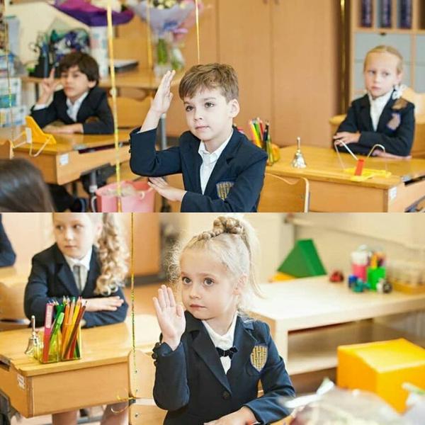 Фото №1 - «Спиногрызы атакуют»: Максим Галкин показал умилительное видео с детьми