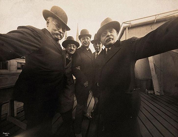 Фото №10 - Первое фото, первое селфи,первый фоторепортаж— все пионеры фотографии в одном материале