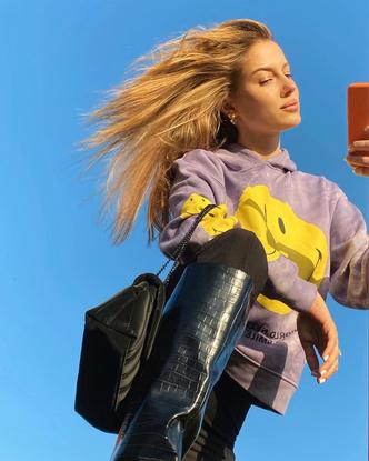 Фото №2 - Николь Потуральски показывает, какие сапоги купить в Pull&Bear