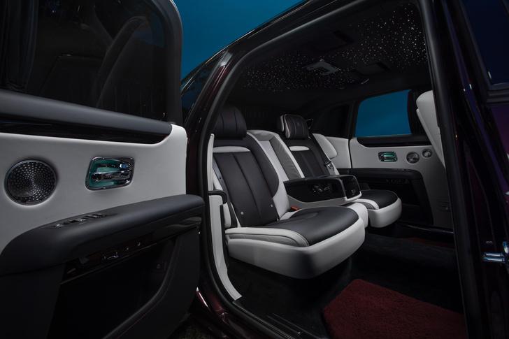 Фото №11 - Ти-ши-на! 10 важных фактов о новом Rolls-Royce Ghost