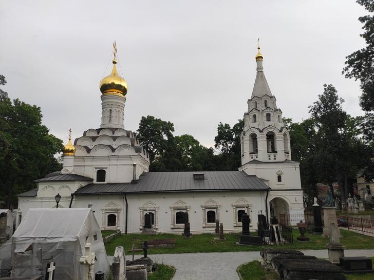 Фото №4 - Церковь Трифона в Напрудном и еще 4 древних храма Москвы за пределами Садового