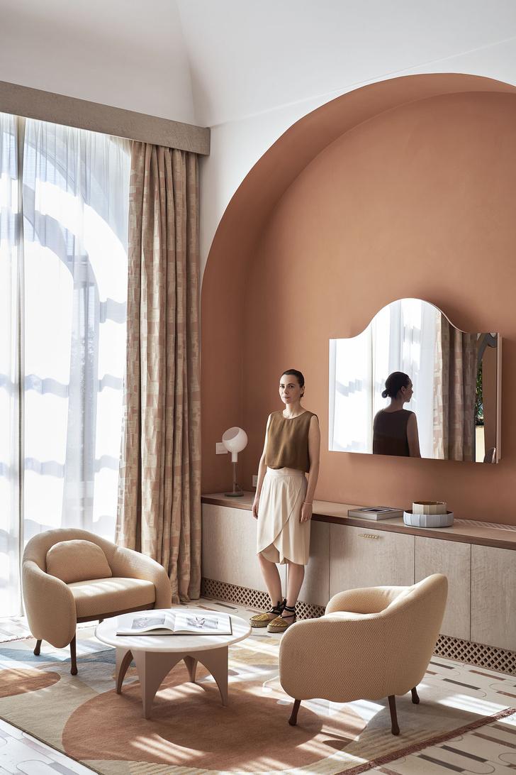 Фото №2 - Сьюты отеля Palazzo Avino по дизайну Кристины Челестино