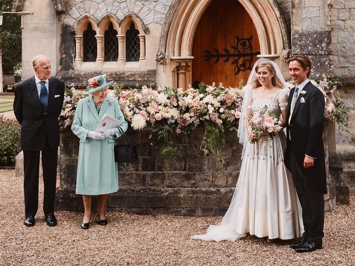 Фото №6 - 9 важных правил, которым обязана следовать каждая королевская невеста