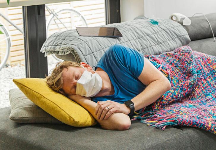 Фото №2 - Что такое «маскне» и как правильно носить маску, чтобы уберечь лицо от этой напасти