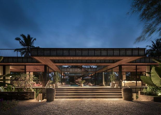 Фото №11 - Под открытым небом: вилла в джунглях Бали
