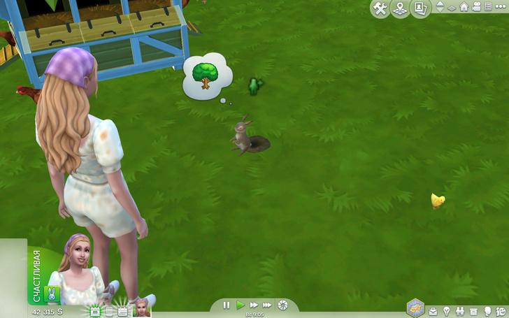 Фото №9 - Скорее качай: новое дополнение «Sims 4: Загородная жизнь» уже доступно ✨