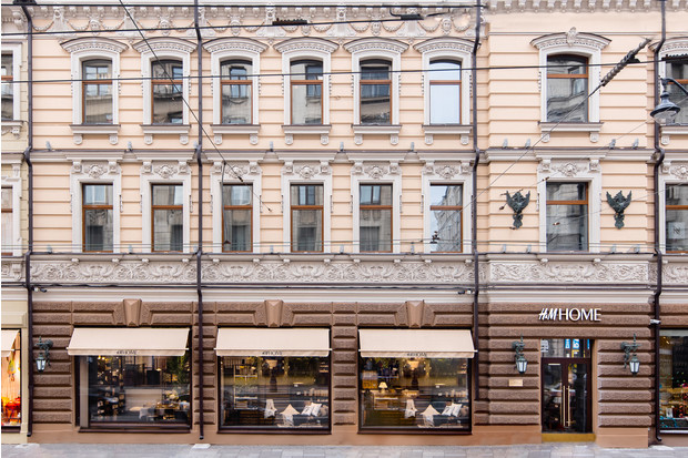 Фото №1 - Новый концепт-стор H&M Home в Санкт-Петербурге