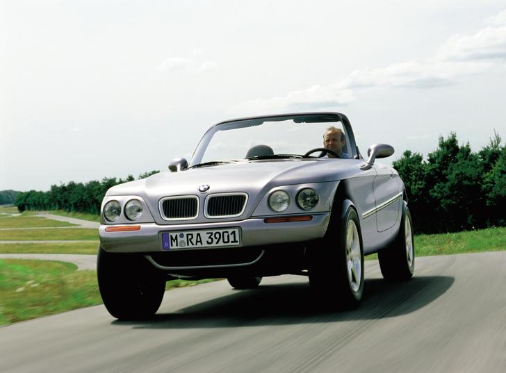 Фото №9 - 10 BMW, которым не повезло с внешностью