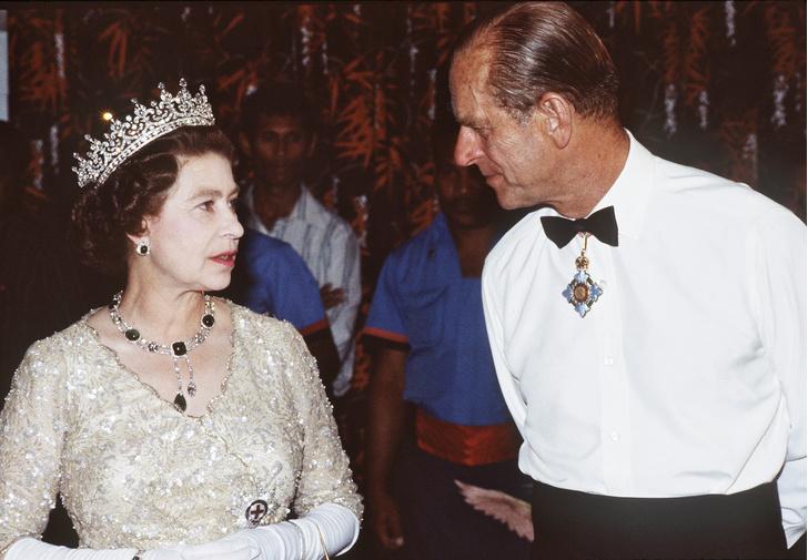 Фото №1 - Каким мужем принц Филипп был для Елизаветы II