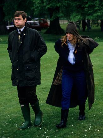 Фото №16 - Любимый бренд королевской семьи: как Виндзоры носят резиновые сапоги Hunter