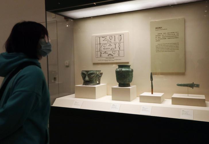 Фото №1 - Найдены руины столицы древнего царства Шу