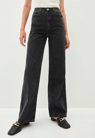 Фото №2 - Модные джинсы осень 2021: показываем самые стильные варианты