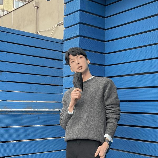 Фото №1 - BFF: актер Ан Джэ Хён очень мило поздравил Кюхена из Super Junior c днем рождения 🥺