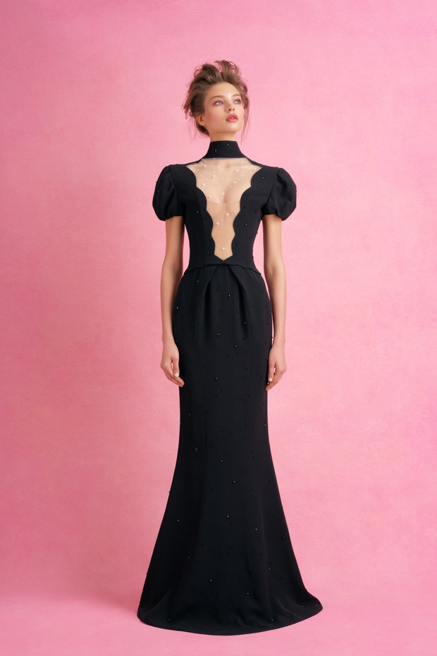Фото №11 - Дому моды Ulyana Sergeenko присвоен статус члена-корреспондента Федерации высокой моды в Париже