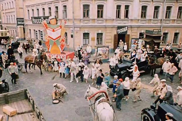 Фото №40 - Москва киношная: 125 культовых мест