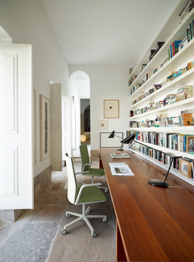 Фото №8 - Работаем дома: 10 полезных идей для домашнего офиса