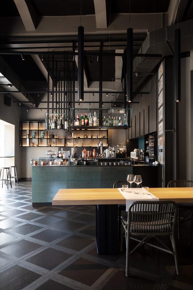 Фото №7 - Новое кафе-бар Miscela d'Oro по дизайну Пьеро Лиссони