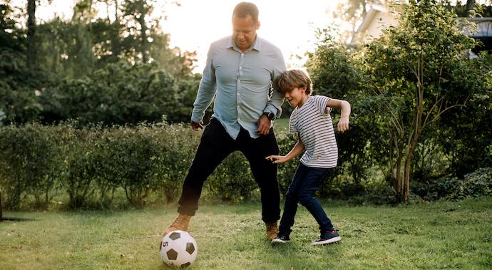 Советы отцам и матерям по воспитанию сыновей
