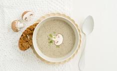 Грибной суп от Джейми Оливера