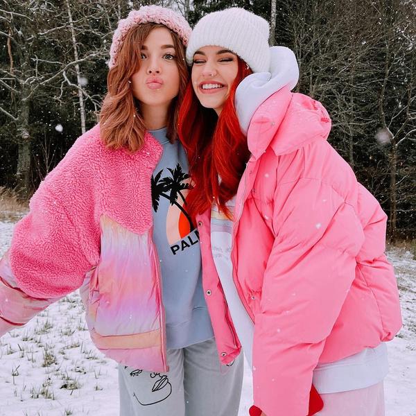 Фото №2 - Модные шапки 2021: смотри, что носит Клава Кока, Аня Покров, Хейли Бибер и другие селебы этой зимой